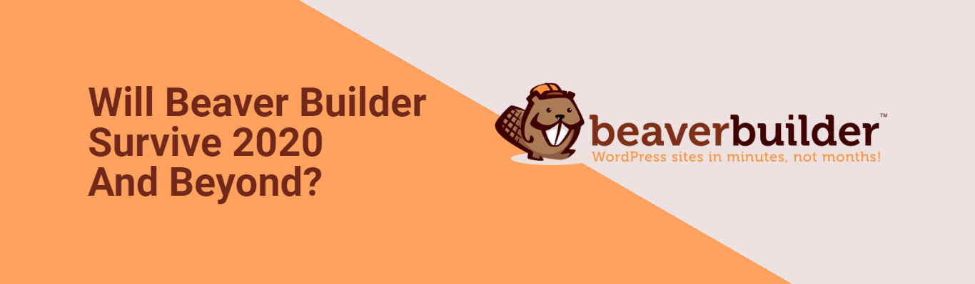 Why Beaver Builder with WordPress in 2020 | Sumancasm